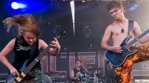Alien Weaponry at Download Festival, Flemington 11th March 2019 by Mary Boukouvalas (13 of 26)
