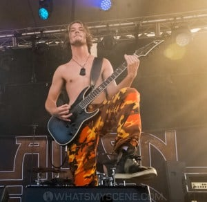 Alien Weaponry at Download Festival, Flemington 11th March 2019 by Mary Boukouvalas (2 of 26)