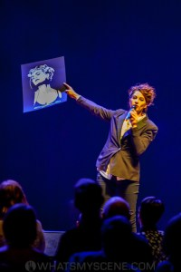 Amanda Palmer, Hamer Hall Melbourne, 22nd January 2020 by Mandy Hall (17 of 42)