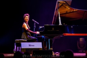 Amanda Palmer, Hamer Hall Melbourne, 22nd January 2020 by Mandy Hall (21 of 42)