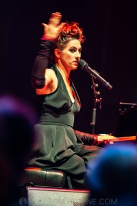 Amanda Palmer, Hamer Hall Melbourne, 22nd January 2020 by Mandy Hall (28 of 42)