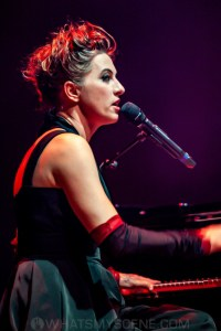 Amanda Palmer, Hamer Hall Melbourne, 22nd January 2020 by Mandy Hall (30 of 42)