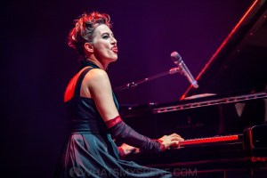 Amanda Palmer, Hamer Hall Melbourne, 22nd January 2020 by Mandy Hall (31 of 42)