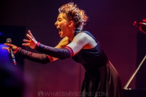 Amanda Palmer, Hamer Hall Melbourne, 22nd January 2020 by Mandy Hall (34 of 42)