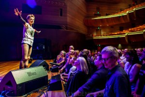 Amanda Palmer, Hamer Hall Melbourne, 22nd January 2020 by Mandy Hall (38 of 42)
