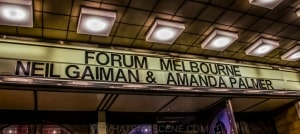 Amanda Palmer & Neil Gaiman, Bushfire Relief Show, The Forum - 8th March 2020 by Mary Boukouvalas (16 of 24)