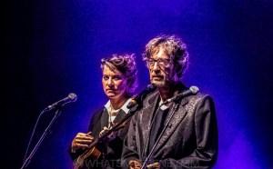 Amanda Palmer & Neil Gaiman, Bushfire Relief Show, The Forum - 8th March 2020 by Mary Boukouvalas (4 of 24)