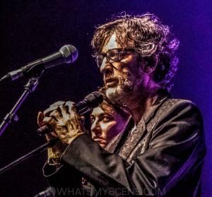 Amanda Palmer & Neil Gaiman, Bushfire Relief Show, The Forum - 8th March 2020 by Mary Boukouvalas (5 of 24)
