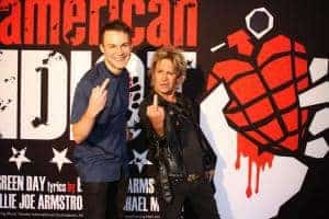 American Idiot Red Carpet