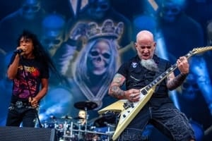 Anthrax at Download Festival, Paramatta Park. 9th March 2019 by Mandy Hall (32 of 42)
