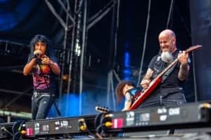 Anthrax at Download Festival, Paramatta Park. 9th March 2019 by Mandy Hall (40 of 42)
