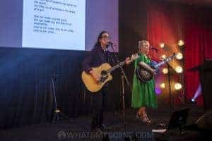 Billy Miller & Rebecca Barnard