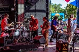 Australian Open Live Stage at Birrarung Marr 13th Jan 2019 by Mandy Hall