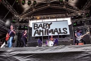 Baby Animals - Red Hot Summer Tour, Mornington Racecourse, 18th January 2020 by Mandy Hall (13 of 25)