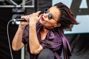 Baby Animals - Red Hot Summer Tour, Mornington Racecourse, 18th January 2020 by Mandy Hall (14 of 25)