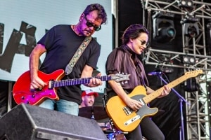 Baby Animals - Red Hot Summer Tour, Mornington Racecourse, 18th January 2020 by Mandy Hall (17 of 25)