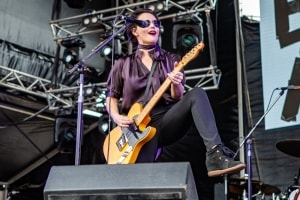 Baby Animals - Red Hot Summer Tour, Mornington Racecourse, 18th January 2020 by Mandy Hall (19 of 25)