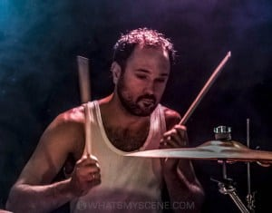 Bass Drum of Death, The Curtin, 3rd October 2019 by Mary Boukouvalas (27 of 51)