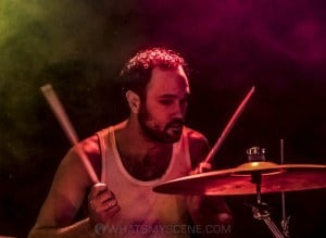 Bass Drum of Death, The Curtin, 3rd October 2019 by Mary Boukouvalas (38 of 51)