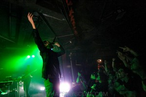 Between the Buried and Me, Corner Hotel, Melbourne 29th February 2020 by Paul Miles (6 of 22)