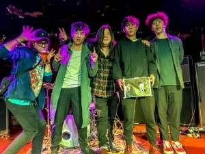 Birdstriking, The Tote, Collingwood - 20th October 2019 by Mandy Hall (34 of 34)
