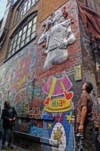 Bon Scott sculpture unveiling