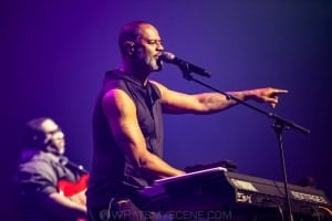 The Brian McKnight 4, The Palais, 31st May 2019 by Mandy Hall (16 of 32)
