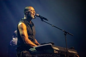 The Brian McKnight 4, The Palais, 31st May 2019 by Mandy Hall (17 of 32)