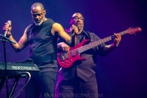 The Brian McKnight 4, The Palais, 31st May 2019 by Mandy Hall (22 of 32)