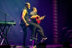 The Brian McKnight 4, The Palais, 31st May 2019 by Mandy Hall (23 of 32)