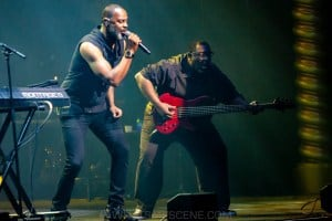 The Brian McKnight 4, The Palais, 31st May 2019 by Mandy Hall (24 of 32)