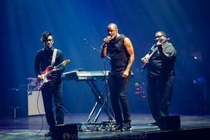 The Brian McKnight 4, The Palais, 31st May 2019 by Mandy Hall (27 of 32)
