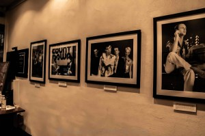 Brunswick Ballroom Opening Night & A Cool World Photographic Exhibition - 4th March 2021 by Mary Boukouvalas (8 of 49)
