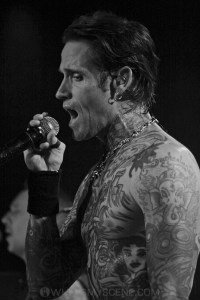 Buckcherry, Max Watts, Melbourne 11th October 2019 by Paul Miles (16 of 44)