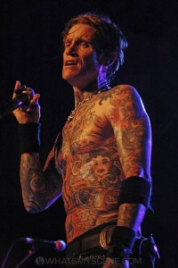 Buckcherry, Max Watts, Melbourne 11th October 2019 by Paul Miles (29 of 44)
