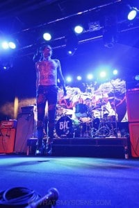 Buckcherry, Max Watts, Melbourne 11th October 2019 by Paul Miles (41 of 44)