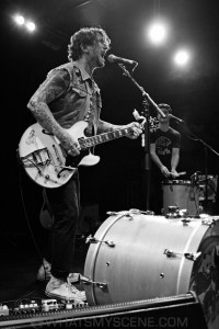 Butch Walker - Northcote Social Club, Melbourne 25th Jan 2019 by Paul Miles (25 of 27)