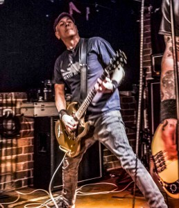 CJ Ramone, The Tote, 22nd Sept 2019 by Mary Boukouvalas (14 of 34)