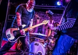 CJ Ramone, The Tote, 22nd Sept 2019 by Mary Boukouvalas (26 of 34)