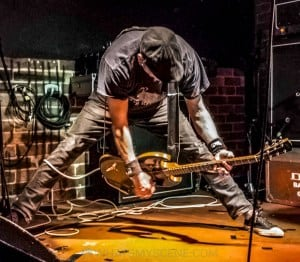 CJ Ramone, The Tote, 22nd Sept 2019 by Mary Boukouvalas (2 of 34)
