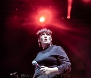 Cash Savage & The Last Drinks, Myer Music Bowl - 1st Feb 2021 by Mary Boukouvalas (17 of 35)