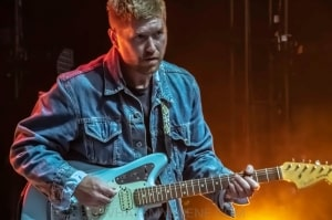 Cash Savage & The Last Drinks, Myer Music Bowl - 1st Feb 2021 by Mary Boukouvalas (20 of 35)