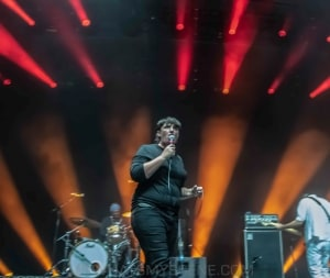 Cash Savage & The Last Drinks, Myer Music Bowl - 1st Feb 2021 by Mary Boukouvalas (24 of 35)