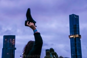 Cash Savage & The Last Drinks, Myer Music Bowl - 1st Feb 2021 by Mary Boukouvalas (33 of 35)