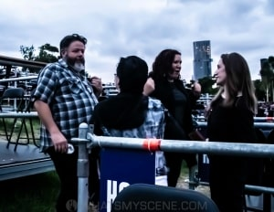 Cash Savage & The Last Drinks, Myer Music Bowl - 1st Feb 2021 by Mary Boukouvalas (34 of 35)