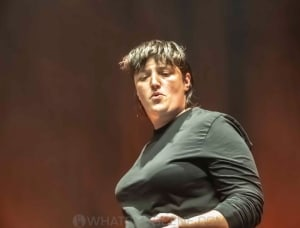 Cash Savage & The Last Drinks, Myer Music Bowl - 1st Feb 2021 by Mary Boukouvalas (8 of 35)