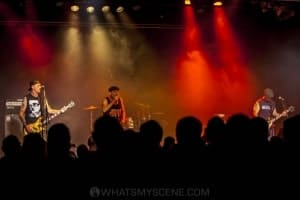 Cockney Rejects, Factory Theatre, Marrickville 26th October 2019 by Mandy Hall (32 of 38)