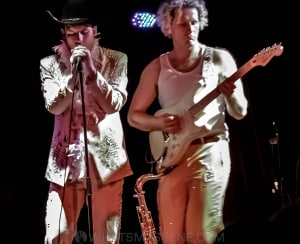 Cong Josie & his Cabaret Crimes, The Tote, 4th July 2021 by Mary Boukouvalas (19 of 30)