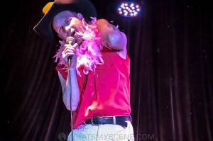 Cong Josie & his Cabaret Crimes, The Tote, 4th July 2021 by Mary Boukouvalas (29 of 30)