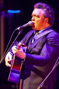 Daniel Thompson's Johnny Cash Show, Horsham Town Hall 3rd August 2019 by Mandy Hall (10 of 34)